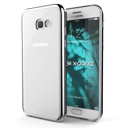 Defense GelJacket Plus Samsung A5 Silver