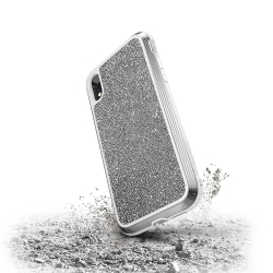 Defense Lux iP XR WHT Glitter - Click for more info