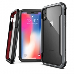 X-Doria Def Shield iPhone XR BLK - Click for more info