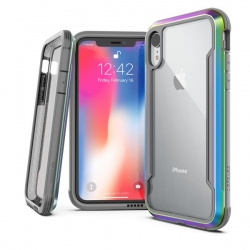 X-Doria Def Shield iPhone XR Irides - Click for more info