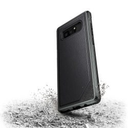 X-Doria Def Lux Note 8 Black Leather - Click for more info
