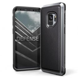 Defense Lux GS9 BLK Leather
