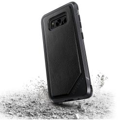 Defense Lux GS8 Plus BLK Leather