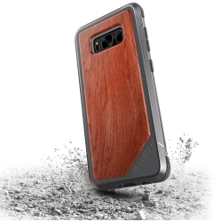 X-Doria Def Lux GS8 Plus Wood - Click for more info