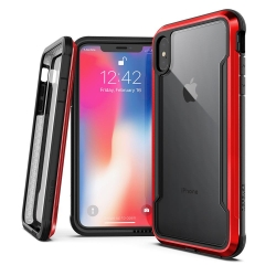 Defense Shield DropSd iP XS Max Red - Click for more info
