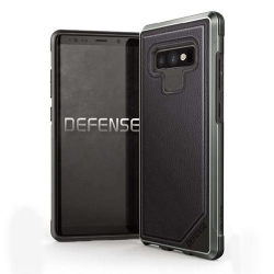 X-Doria Def Lux for Note9 Black Leather - Click for more info