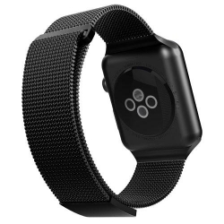 X-Doria Mesh Band iWatch 42/44mm Black - Click for more info