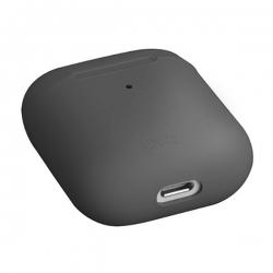 UNIQ Lino Silicon AirPods Case Grey