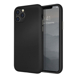 UNIQ Lino Hue iPhone 11 Pro Black - Click for more info