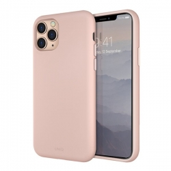 UNIQ Lino Hue iPhone 11 Pro Pink - Click for more info