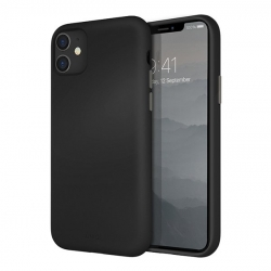 UNIQ Lino Hue iPhone 11 Black - Click for more info