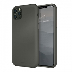 UNIQ Lino Hue iPhone 11 Pro Max Grey - Click for more info