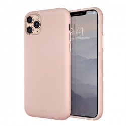UNIQ Lino Hue iPhone 11 Pro Max Pink - Click for more info