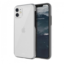 UNIQ Vesto Hue iPhone 11 Silver - Click for more info