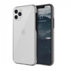 UNIQ Vesto Hue iPhone 11 Pro Max Silver - Click for more info