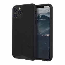UNIQ Transforma iPhone 11 Pro Black - Click for more info