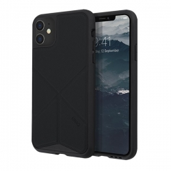UNIQ Transforma iPhone 11 Black - Click for more info