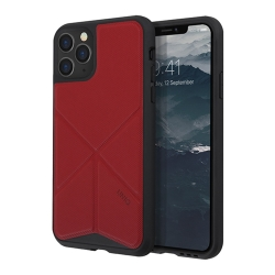UNIQ Transforma iPhone 11 Pro Red - Click for more info