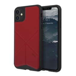 UNIQ Transforma iPhone 11 Red - Click for more info