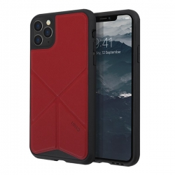UNIQ Transforma iPhone 11 Pro Max Red - Click for more info