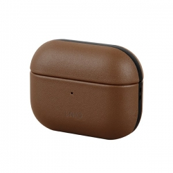 UNIQ Terra Leather Airpods Pro Case BRN - Click for more info