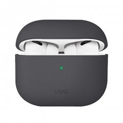 UNIQ Lino Silicon AirPods 2021Case Grey - Click for more info