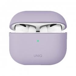 UNIQ Lino Silicon AirPods 2021Case Lilac - Click for more info