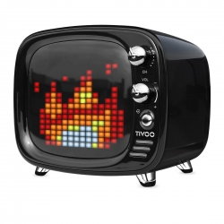 Divoom Tivoo 4th Gen Pixel Speaker BLK