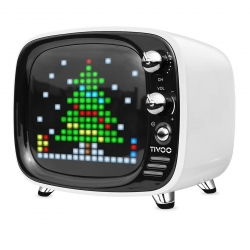 Divoom Tivoo 4th Gen Pixel Speaker WHT - Click for more info