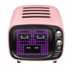 Divoom Tivoo 4th Gen Pixel Speaker PNK