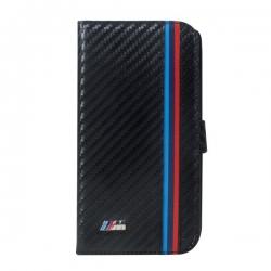 BMW Carbon Wallet Case for iP5/s/SE - Click for more info