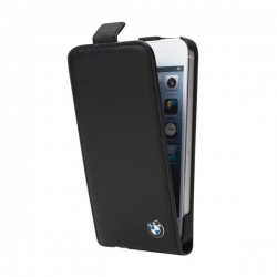 BMW Flip case for iP5/s/SE BLK - Click for more info
