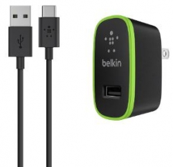 Belkin AC Charger with Type-C to USB-A - Click for more info