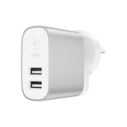 Belkin 24W Dual Port USB-A Home Charger - Click for more info