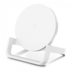 Belkin BOOSTUP Wireless Stand 10W WHT - Click for more info