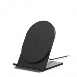 Belkin Wireless Charging Stand 5W, Black - Click for more info