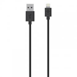 Belkin Lightning Cable 3m, Black - Click for more info