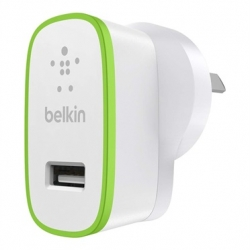 Belkin BOOSTUP 2.4A Home Charger White - Click for more info