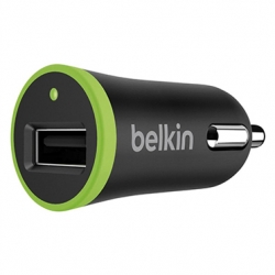 Belkin BOOSTUP 2.4A Car Charger Black - Click for more info