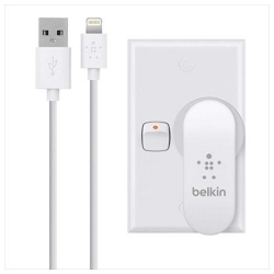 Belkin Dual Charger with Lightning - Click for more info