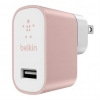 Belkin Metallic Home Charger, Rose Gold - Click for more info