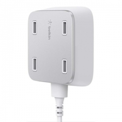Belkin Family RockStar 4Port USB Charger - Click for more info