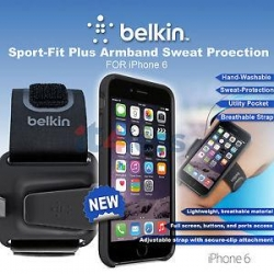 Belkin Clip-Fit Armband for iPhone 6/6s - Click for more info