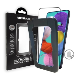 Urban Diamond Glass A51 Black