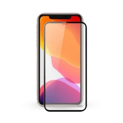 Urban Glass Scr Pro for iPhone X Black - Click for more info