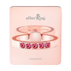 GPEL allurRing Charlotte Rose Gold - Click for more info