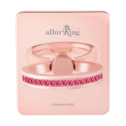GPEL allurRing Scarlet Rose Gold - Click for more info