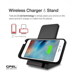 GPEL Wireless Charging Transmitter - Click for more info