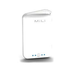 MiLi Crystal Plus 2600mAh (MFI) White - Click for more info