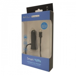 MiLi car charger for iP5 -BLK - Click for more info